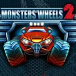 Monsters Wheels 2 Game Online kiz10
