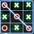 Game Tic Tac Toe Space