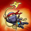 Game Ninja Rope Jump