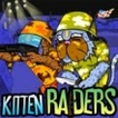 Kitten Raiders Game Online kiz10