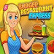 Burger Restaurant Express  Game Online kiz10