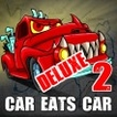 Car Eats Car 2 Deluxe Game Online kiz10