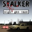 Stalker: Eight Gas Cans Game Online kiz10