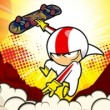 Kick Buttowski Stuntastic Game Online kiz10