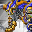 Robot Mammoth Game Online kiz10