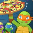 Teenage Mutant Ninja Turtles: Pizza Like A Turtle Do! Game Online kiz10
