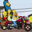 The Simpsons: Family Race Game Online kiz10