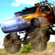 Monster Truck Jam 3D Racing Game Online kiz10