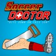 Soccer Doctor Game Online kiz10