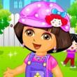 Game Dora Kindergarten