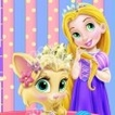 Baby Rapunzel Kitty Fun Game Online kiz10