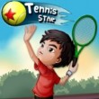 Tennis Star Game Online kiz10