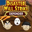 Disaster Will Strike Defender Game Online kiz10