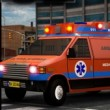 Emergency Van 3D Parking Game Online kiz10