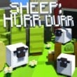 Sheep: HurrDurr Game Online kiz10