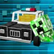 Minecraft Mega Parking Block Game Online kiz10
