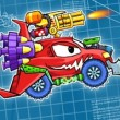 Car Eats Cars 5 Game Online kiz10