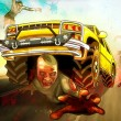 Highway Zombies Game Online kiz10