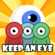 Keep an Eye Game Online kiz10