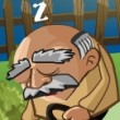 Grandpa Sleeping Game Online kiz10