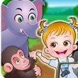 Baby Hazel Learn Animals Game Online kiz10
