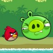 Game Angry Birds Kick Piggies