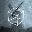 Cube Escape The Mill Game Online kiz10