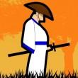 Game Straw Hat Samurai
