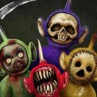 Slendytubbies V2 Game Online kiz10