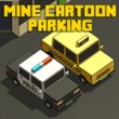 Mine Cartoon Parking Game Online kiz10