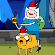 Adventure Time Seasonal Souvenir Stacker Game Online kiz10