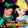 Disney Princess Halloween Game Online kiz10