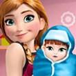 Game Anna's Newborn Baby