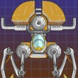 Assemble Bots Game Online kiz10