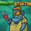 Zombie Situation Game Online kiz10