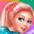 Super Barbie Spa Day Game Online kiz10