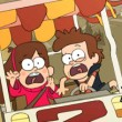 Gravity Falls: Mystery Tour Ride Game Online kiz10