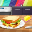Lunchbox Sandwich Game Online kiz10