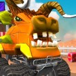 Beast Monster Trucks Game Online kiz10