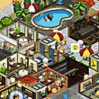 Resort Empire Game Online kiz10
