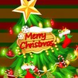 Game Christmas Tree Cookies
