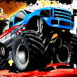 Monster Truck Game Online kiz10