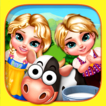 Royal Twins Cute Farm Game Online kiz10