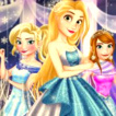 Disney Snowflakes Winter Ball Game Online kiz10