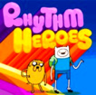 Game Adventure Time: Rhythm Heroes