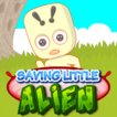 Saving Little Alien Game Online kiz10