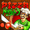 Pizza Ninja 3 Game Online kiz10