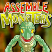 Assemble Monsters Game Online kiz10