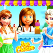 Riley Icecream Stand Game Online kiz10