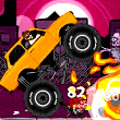 Monster Truck Zombie Crusher Game Online kiz10